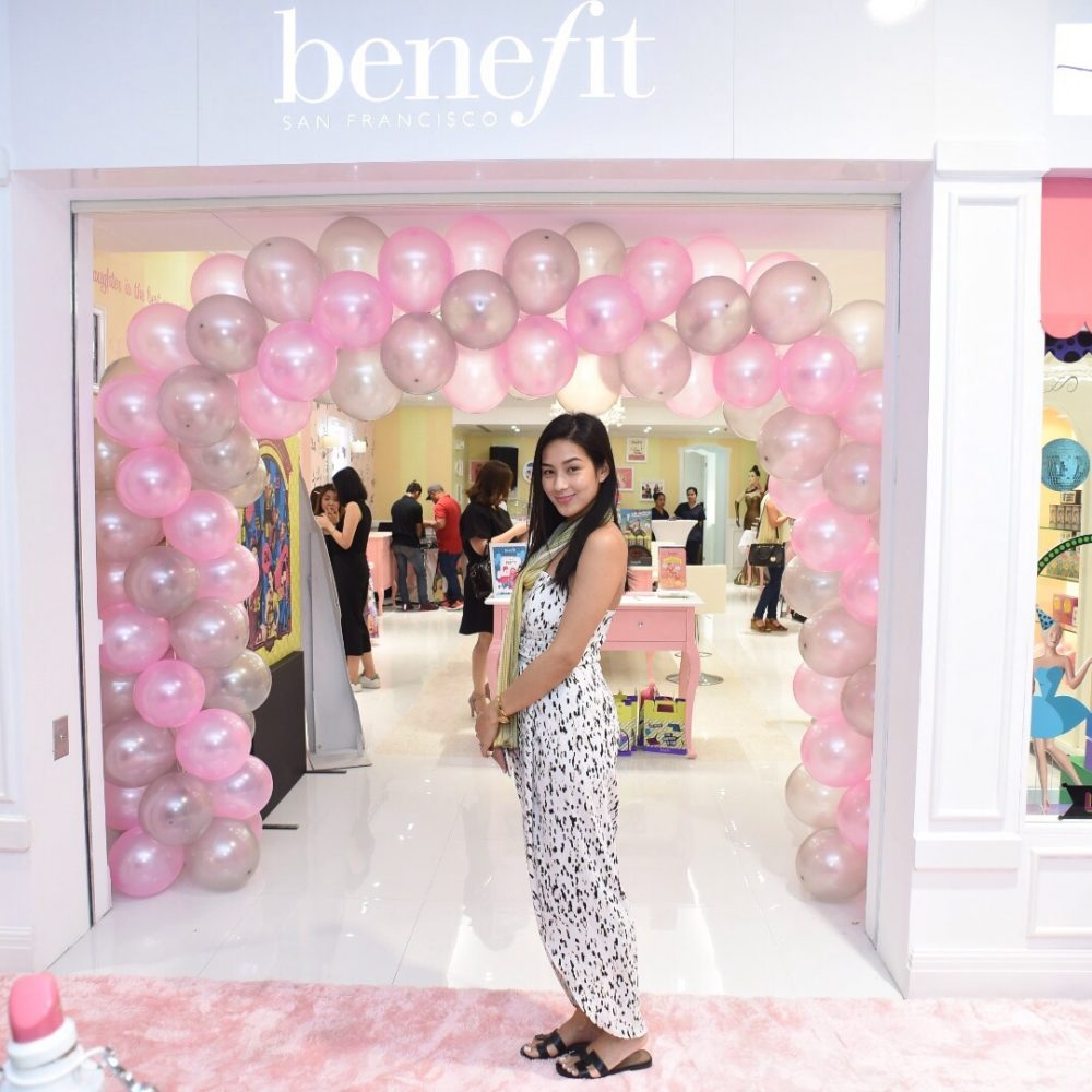 A Blog Launch with BENEFIT